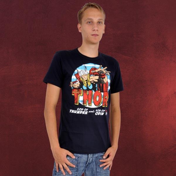 Thor T-Shirt navy