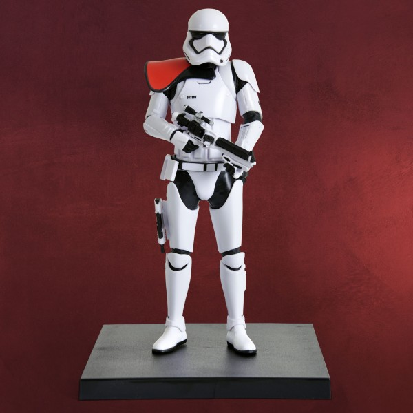 Star Wars - First Order Stormtrooper Sammler Statue 1:10