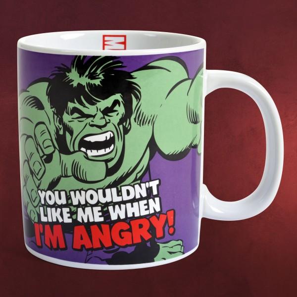 Marvel - Hulk XXL Tasse