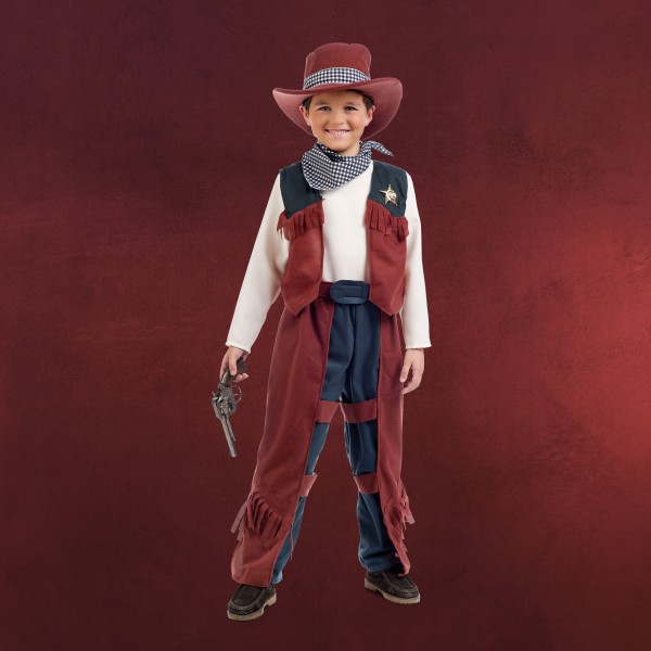 Cowboy Billie - Kinderkostüm