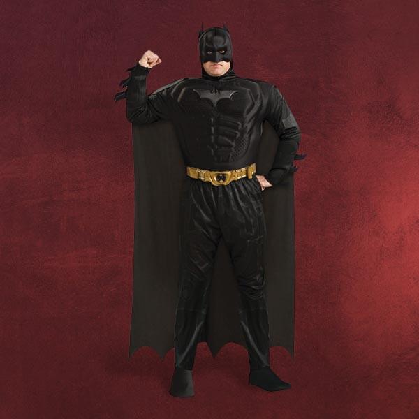 Batman The Dark Knight Rises Deluxe Kostüm