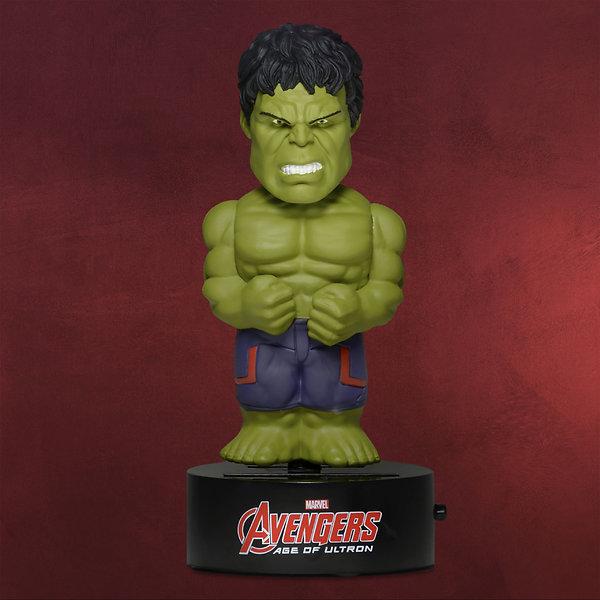 Avengers - Hulk Solar Wackelfigur