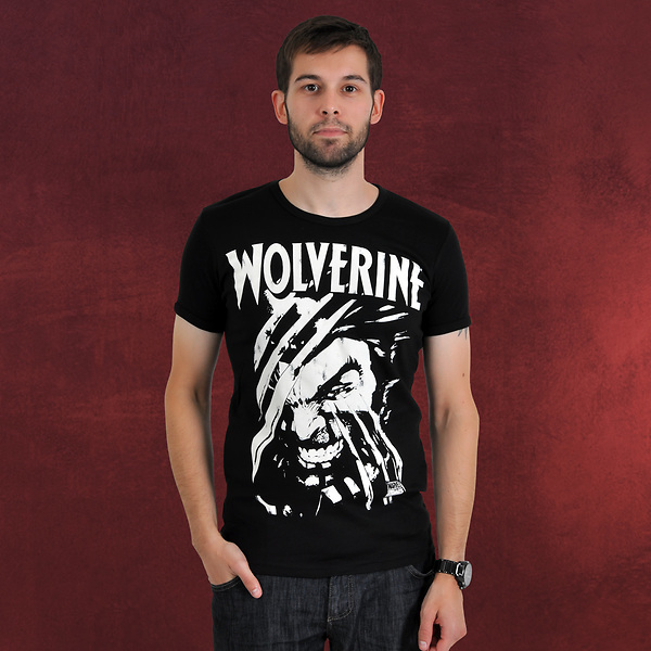 Wolverine Marvel T-Shirt
