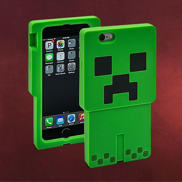 Minecraft - Creeper Character iPhone 6 Schale