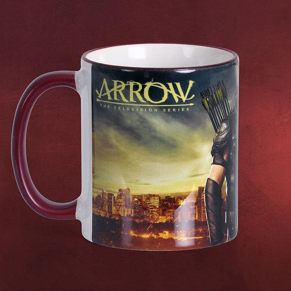 Arrow - Starling City Hero Tasse