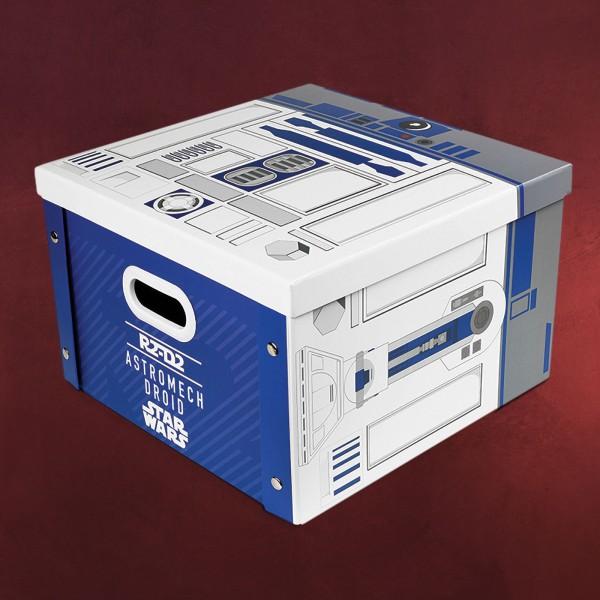 Star Wars - R2-D2 Aufbewahrungsbox