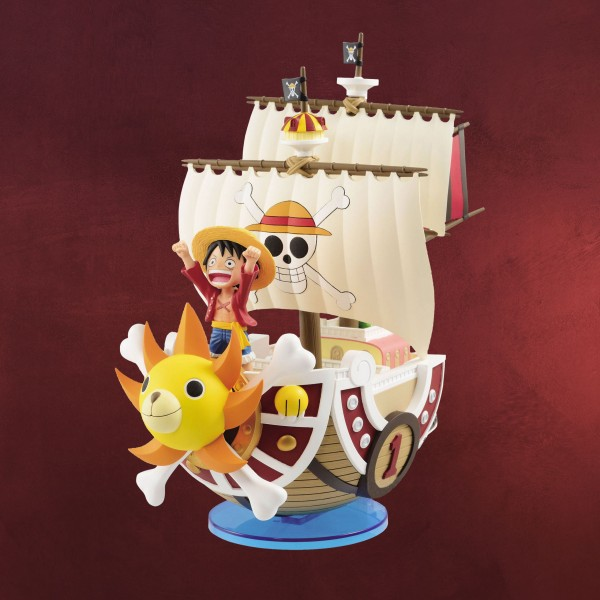 One Piece - Thousand Sunny Figur 19 cm
