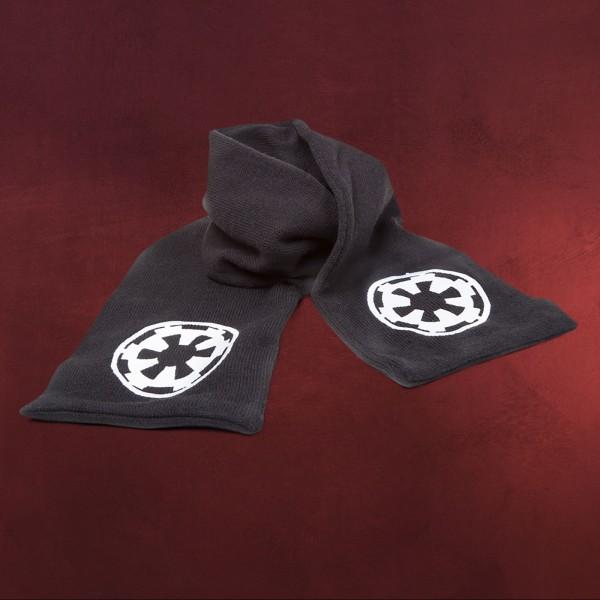 Star Wars - Galactic Empire Logo Schal schwarz