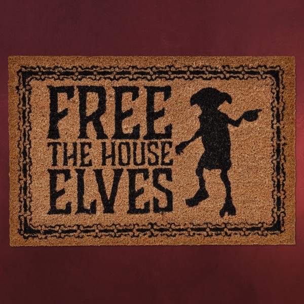 Harry Potter - Dobby Free the House-Elves Fußmatte