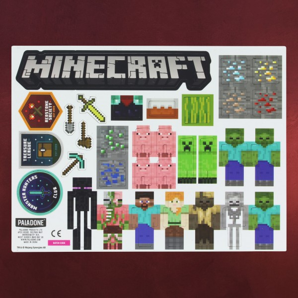 Minecraft Magnet-Set
