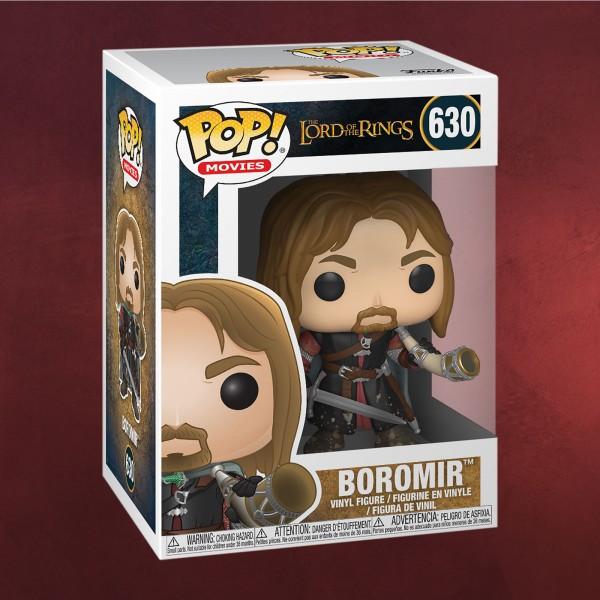 Herr der Ringe - Boromir Funko Pop Figur