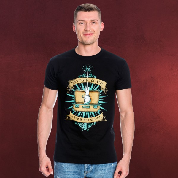 Phantastische Tierwesen - Magic T-Shirt