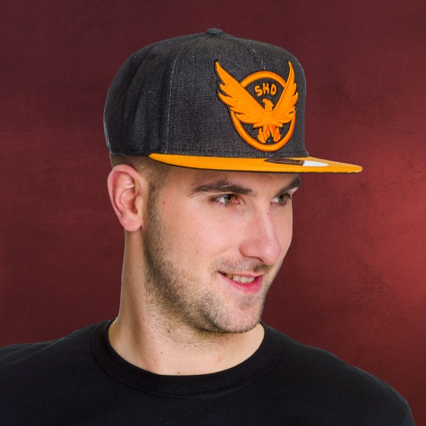 The Division - Tom Clancys SHD Snapback Cap