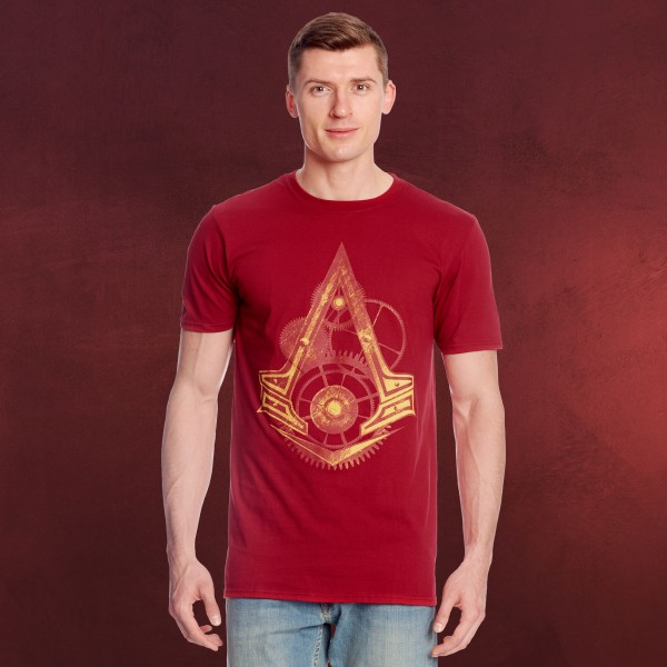 Assassins Creed - Syndicate Red Logo T-Shirt