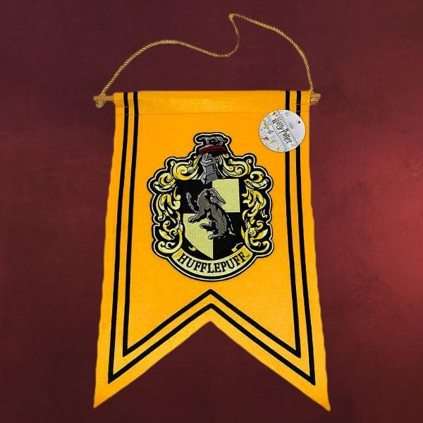 Harry Potter - Hufflepuff Wappen Banner Filz