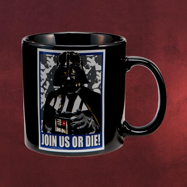 Star Wars Tasse groß - Darth Vader