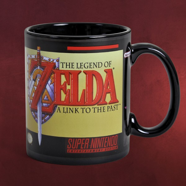 Zelda - A Link To The Past Tasse