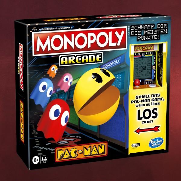 Pac-Man - Arcade Monopoly
