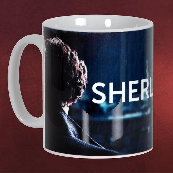 Sherlock - Enemies Tasse