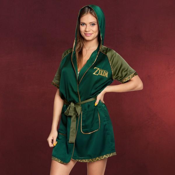 Zelda - Hyrule Morgenmantel Damen Kurzarm