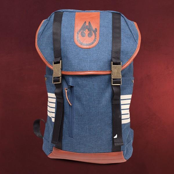 Star Wars - Rucksack mit Tunnelzug Rebel Collection blau