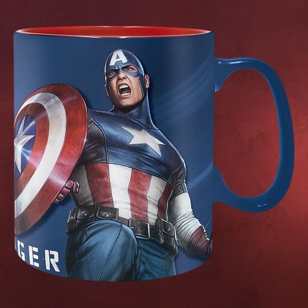 Captain America - Sentinel of Liberty Tasse XXL