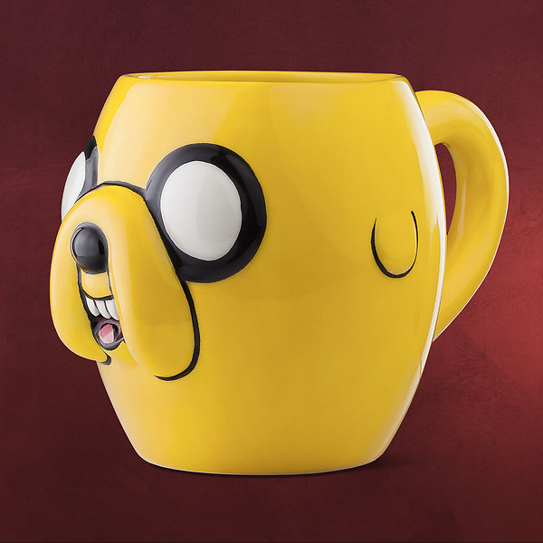 Adventure Time - Jake 3D Tasse