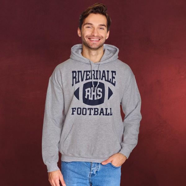Riverdale - RHS Football Team Hoodie grau