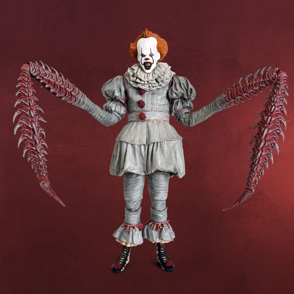 Stephen Kings ES - Pennywise Dancing Clown Actionfigur 19 cm