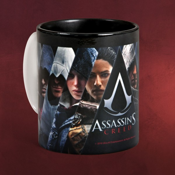 Assassins Creed - Assassinen Tasse