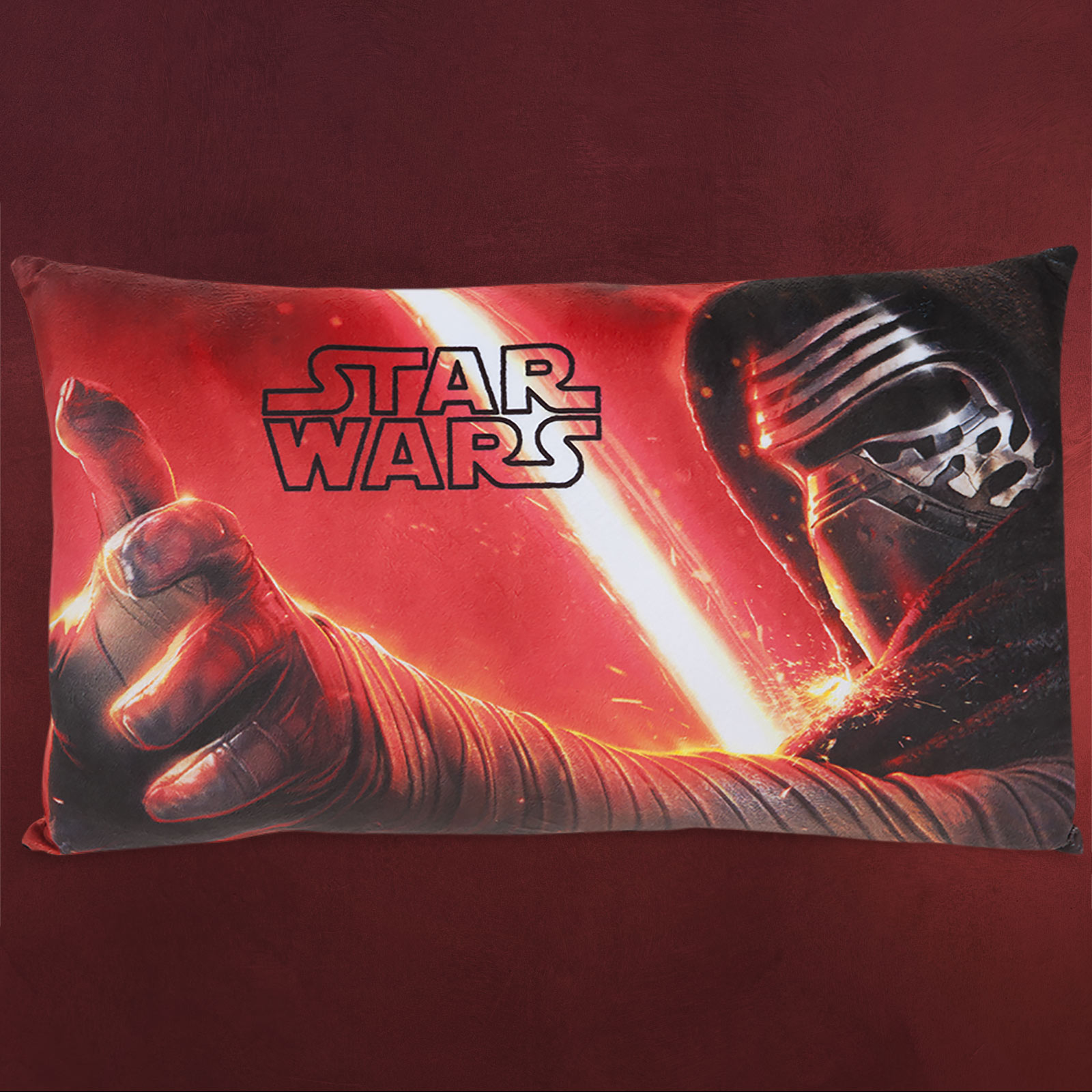 star wars kylo ren deko kissen elbenwald. Black Bedroom Furniture Sets. Home Design Ideas