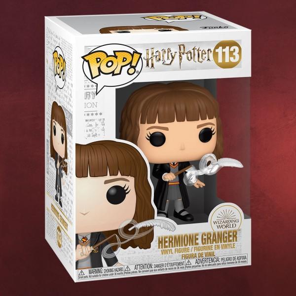 Harry Potter - Hermine mit Feder Funko Pop Figur