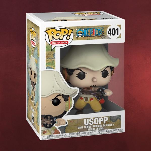 One Piece - Usopp Funko Pop Figur