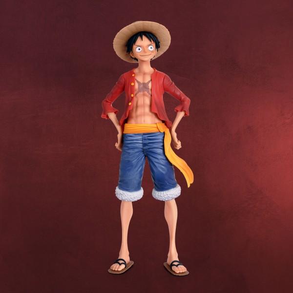 One Piece - Monkey D. Ruffy Grandline Men Figur 27 cm