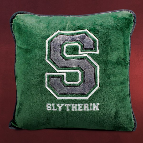 Harry Potter - Slytherin Kissen