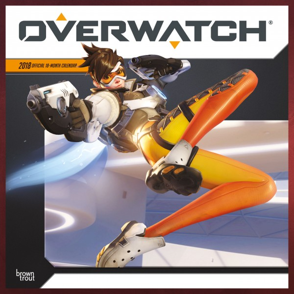 Overwatch - Wandkalender 2018