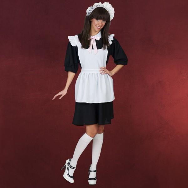 Cosplay Stubenmädchen - Kostüm Damen