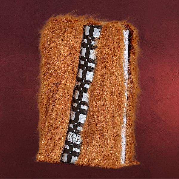 Star Wars - Chewbacca Notizbuch A5