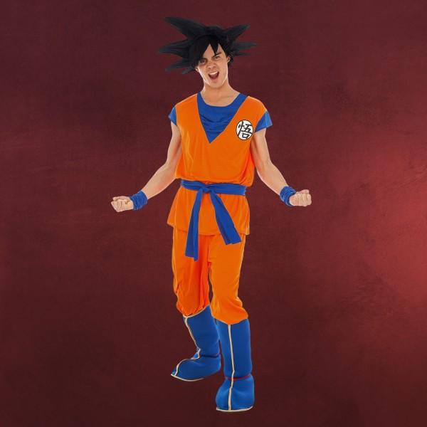 cdd3b280250f0 Dragon Ball - Son Goku Saiyajin Kostüm für Erwachsene