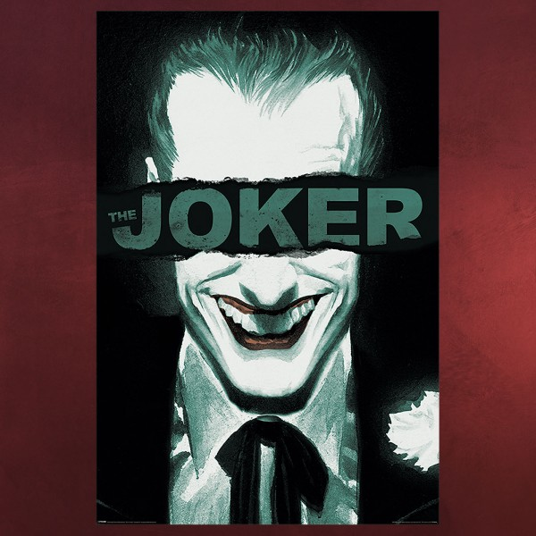 Joker - Happy Face Maxi Poster