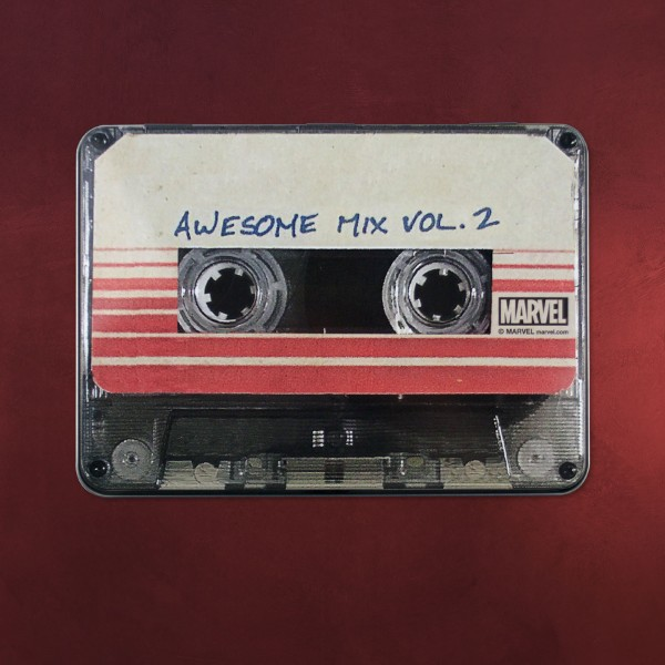 Guardians of the Galaxy - Awesome Mix Vol. 2 Tape Dose