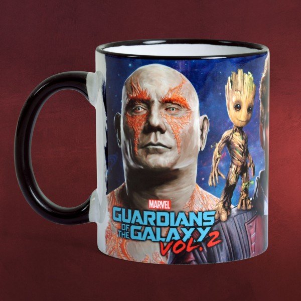 Guardians of the Galaxy - Collage Tasse