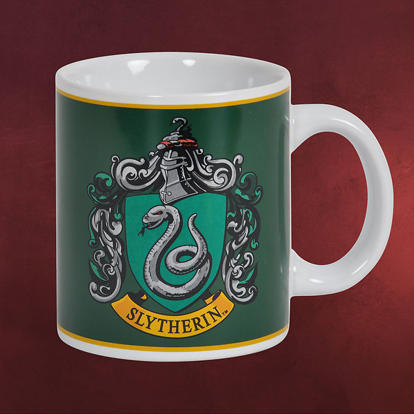Harry Potter - Slytherin Logo Tasse
