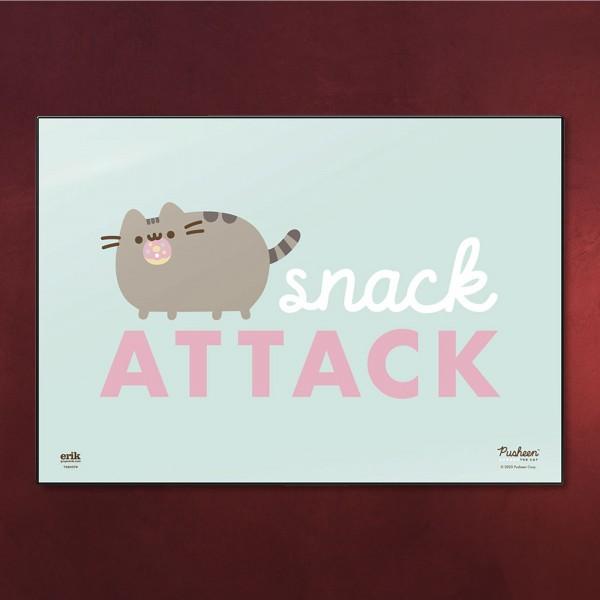 Pusheen - Snack Attack Schreibtischunterlage