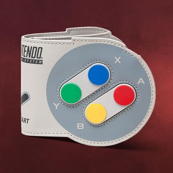 Nintendo - SNES Controller Geldbörse