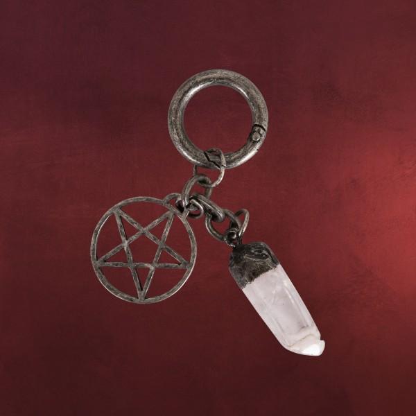 Supernatural - Crystal Symbol Schlüsselanhänger
