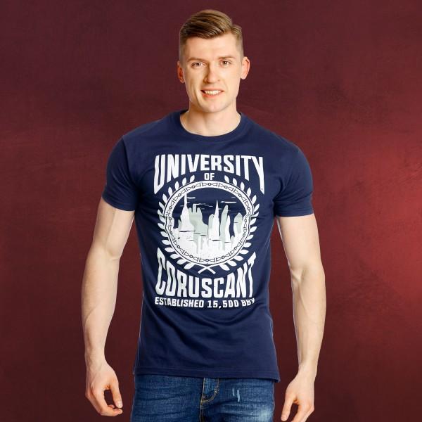 Coruscant Galactic University - T-Shirt