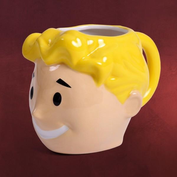 Fallout - Vault Boy 3D Tasse XXL