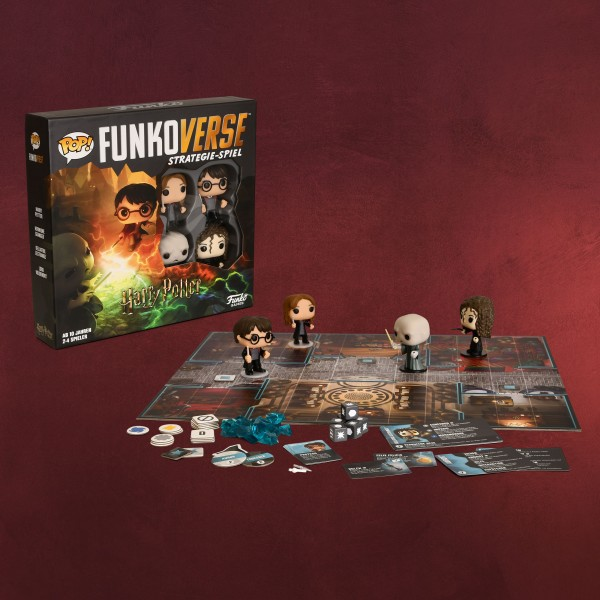 Harry Potter - Funkoverse Brettspiel