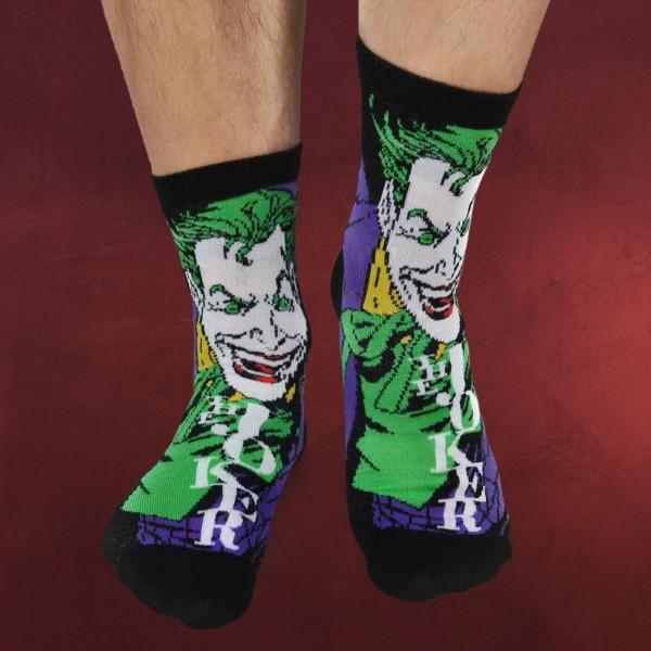 Joker Comic Socken